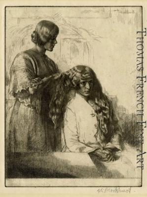 Deux Landaises (Anais and Marguerite) Also caller 'Evening